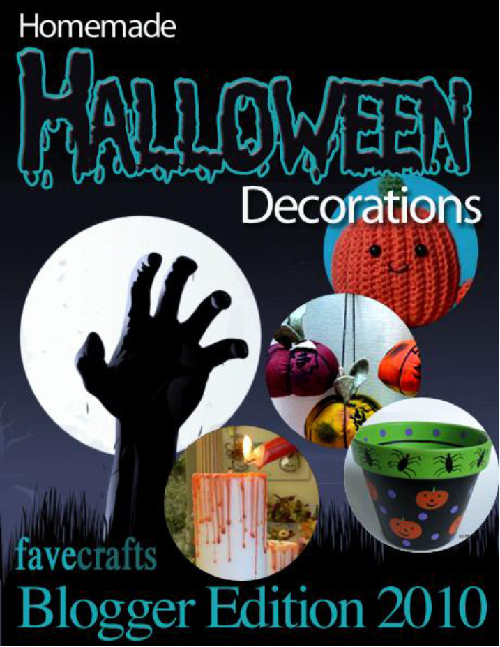 download your free copy of homemade halloween decorations blogger edition 2010 today