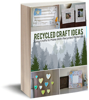 Recycled Craft Ideas free eBook