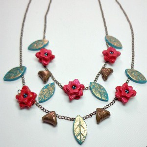 Rose E'er Blooming Necklace