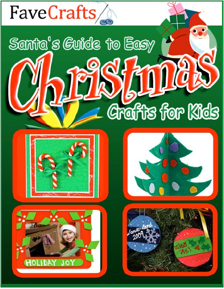 Santa's Guide to Easy Christmas Crats for Kids