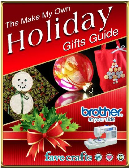 The Make My Own Holidays Gift Guide