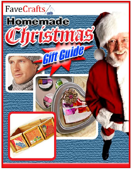 Homemade Christmas Gift Guide