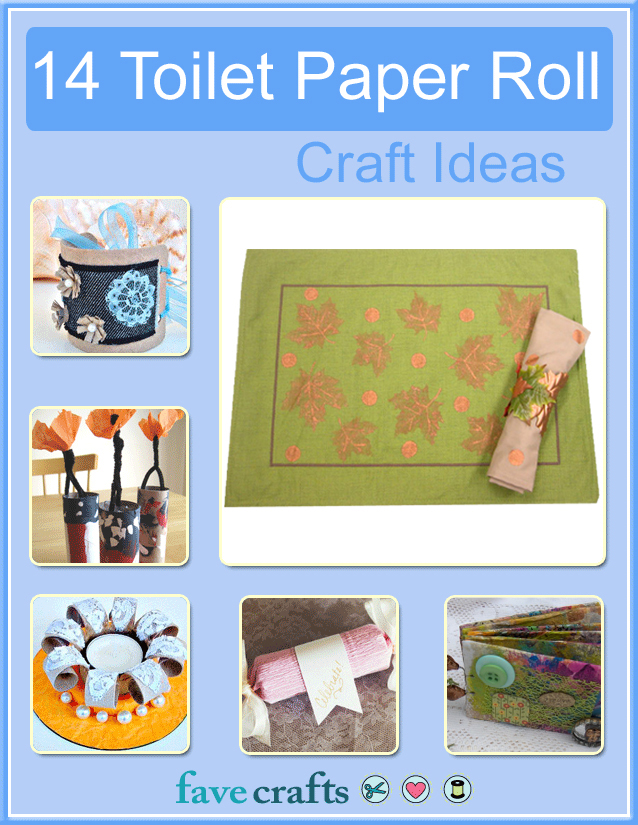 toilet paper craft ideas 374 thrifty projects favecrafts 5607