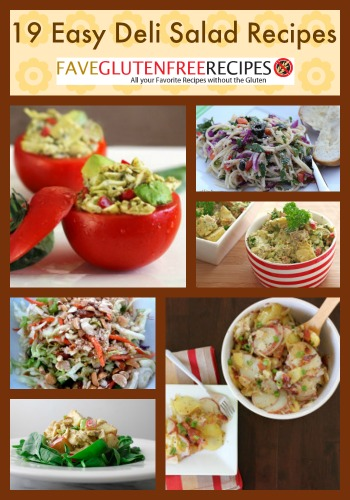Easy Deli Salad Recipes