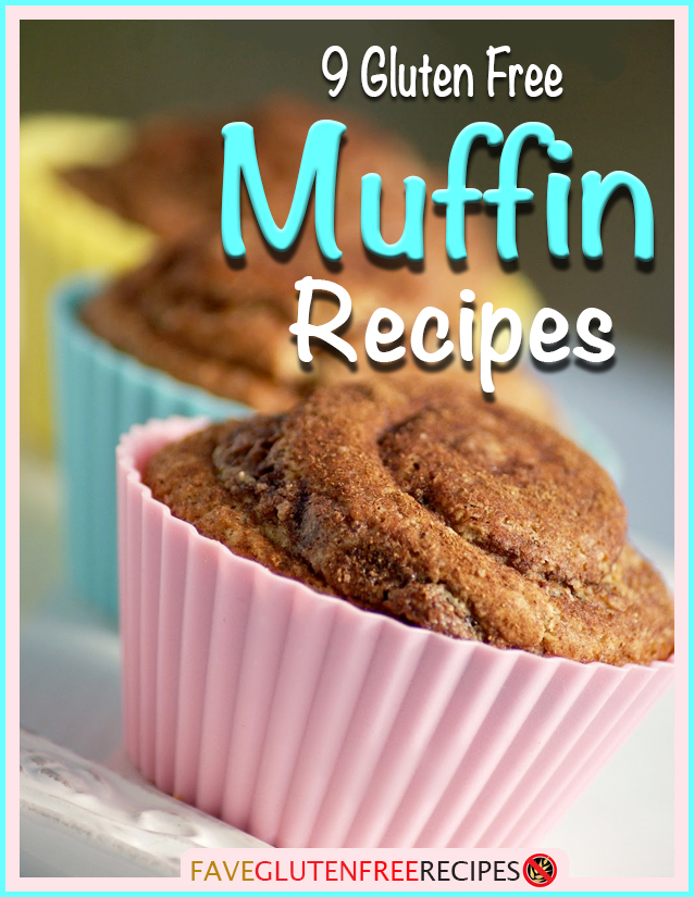 9 Gluten Free Muffin Recipes