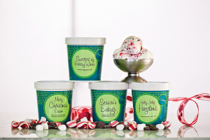 eCreamery's Season's Eatings Ice Cream Gift Pack