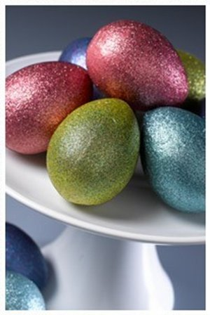 Dazzling Easter Eggs