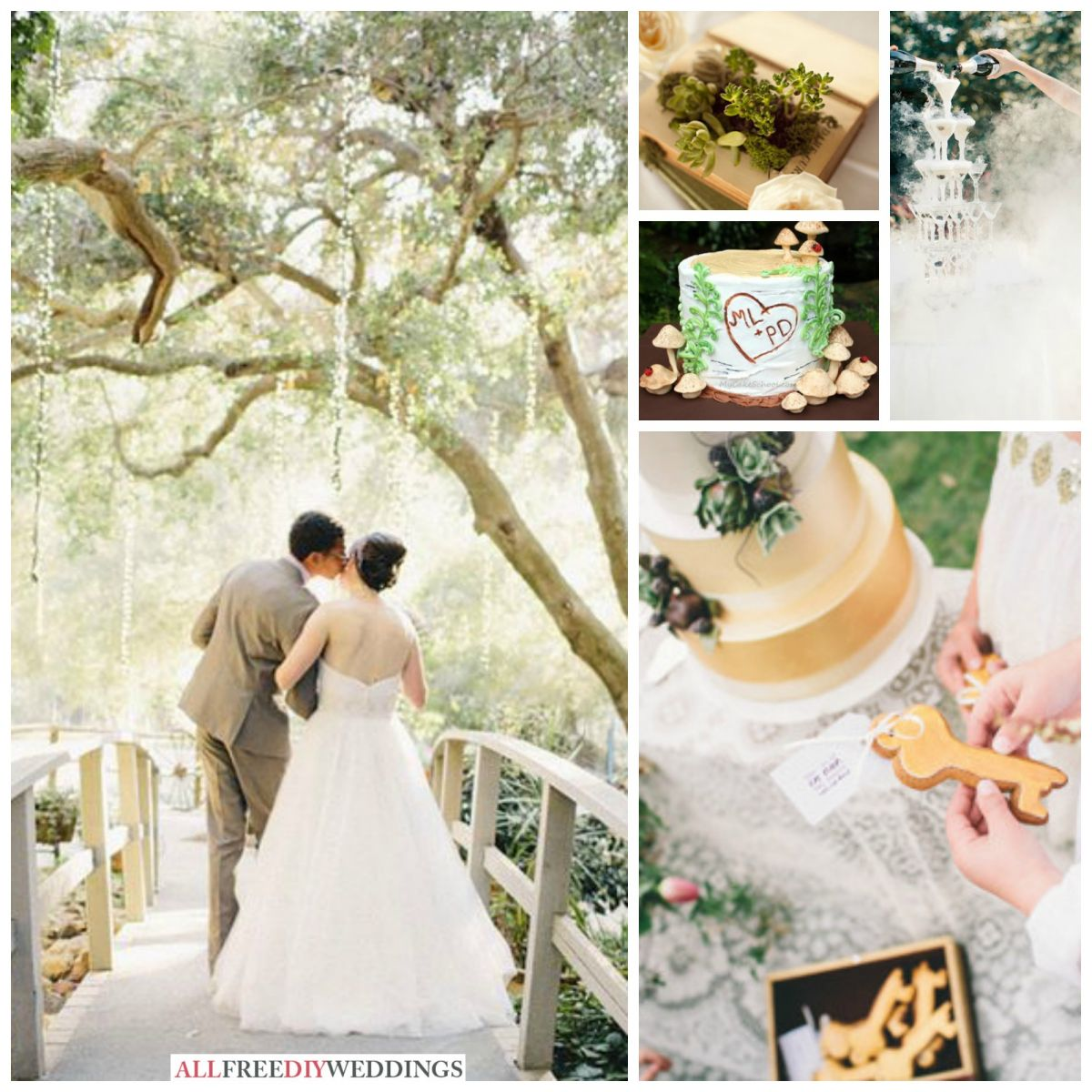 Wedding Themes Fairytale Wedding Allfreediyweddings