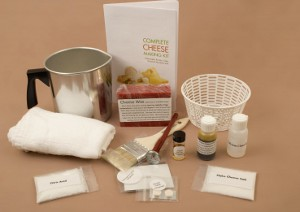 Grow and Make Artisan Cheese Making Kit