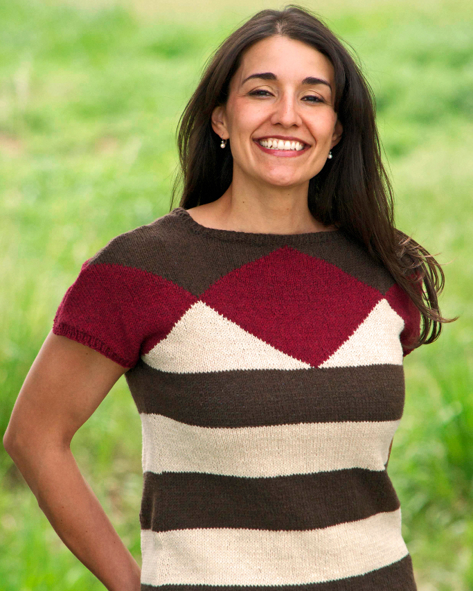 Best of the West STITCHES Show: 7 Knit Tops, Free Shawl Patterns and ...
