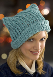 Free Crochet Patterns: Easy Floppy Hat