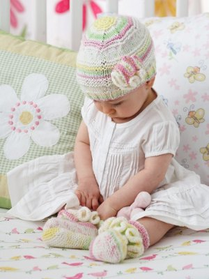 Frilly Baby Set