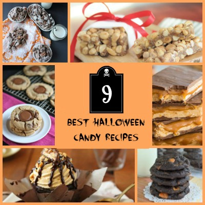 9 Best Halloween Candy Recipes