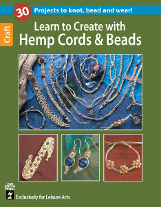 Learn to Create with Hemp Cords & Beads