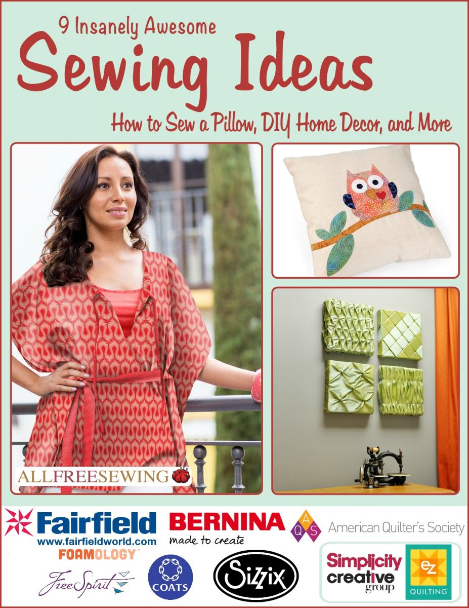 sewing ideas for home decorating