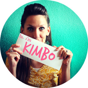 Kimbo West, A Girl and a Glue Gun
