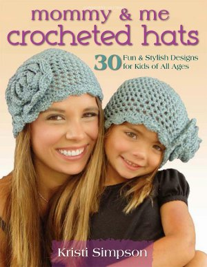 Mommy and Me Crocheted Hats