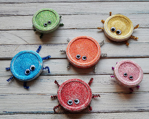Cheap Crafts For Kids 4 Unexpected Recycled Projects