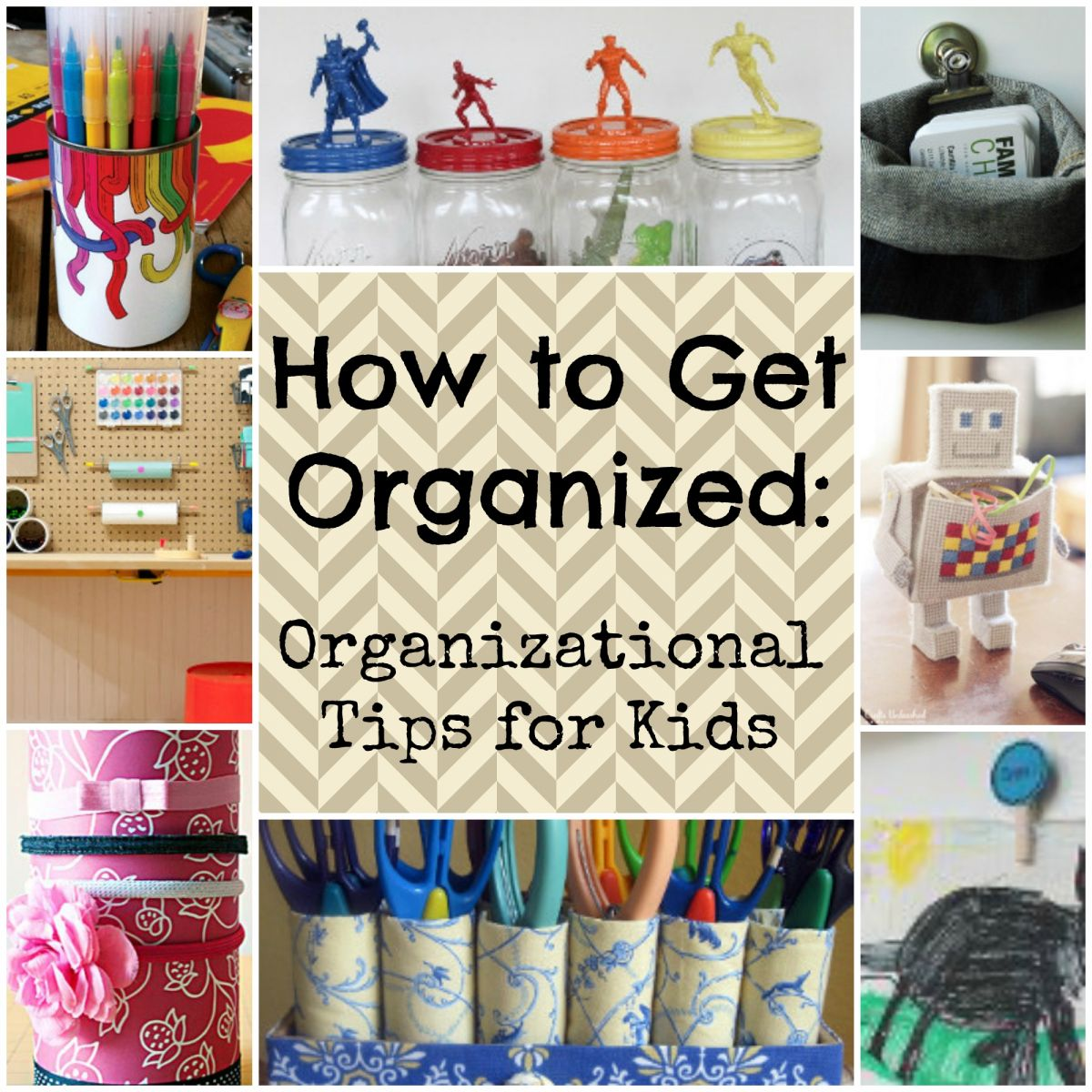 How to Get Organized: 19 Organizational Tips for Kids