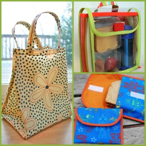 How to Make a Lunch Bag: 14 Reusable Totes, Sacks, and Snack Bags