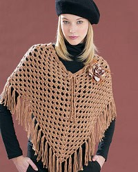 11 crochet shawl patterns crochet poncho patterns free easy 19 this crochet poncho has an open pattern which creates a fishnet look that is modern and chic for all skill levels this poncho pattern from bernat dt1010fo