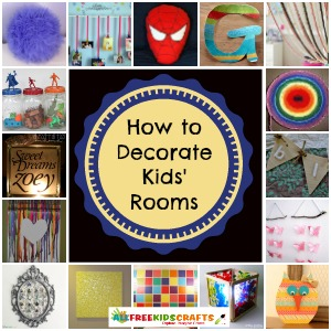 Kids Bedroom Ideas DIY Decorating For Boys Girls And Teens