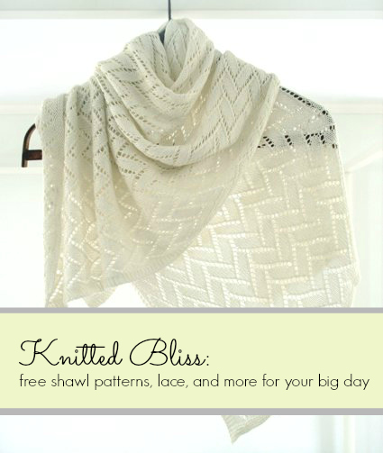 Knitted Bliss 38 Free Shawl Patterns Lace And More For Your Big