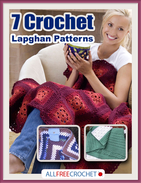 7 Crochet Lapghan Patterns | AllFreeCrochet.com