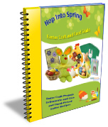 Easter Craft and Recipe eBook