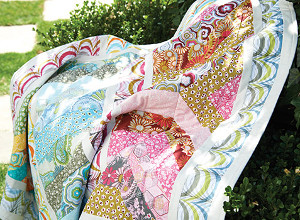 This Tutorial Will Help You Learn How To Make A Quilt That Is Full Of Vibrant Color Display Gorgeous In Your Living Room Or Bedroom For Bright