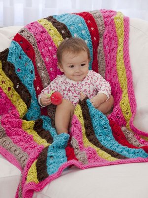 Unique Baby Blankets to Crochet for Your Little One