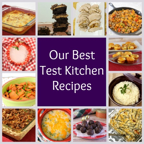 Our Best Test Kitchen Recipes