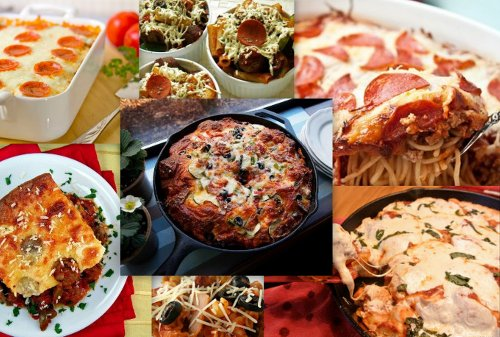 16 Wild and Crazy Recipes for Pizza
