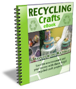 Recycling Crafts eBook