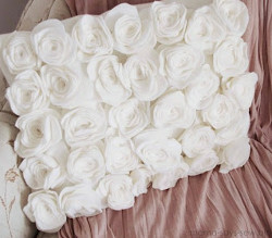 Rose Pillow (pg. 29)