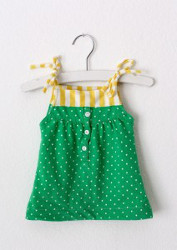 Simple Baby Dress
