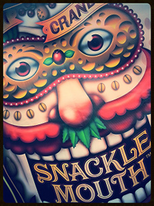 Snackle Mouth