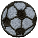 Soccer Ball Embroidery